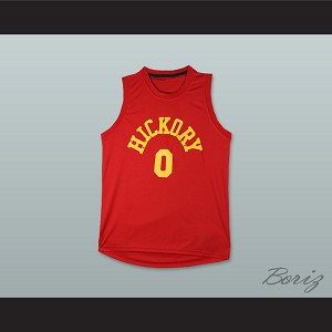 C.J. Miles 0 Hickory Hoosiers Basketball Jersey