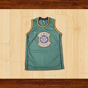 Alan Garner Team Wolfpack International Basketball Jersey by Morrissey&Macallan