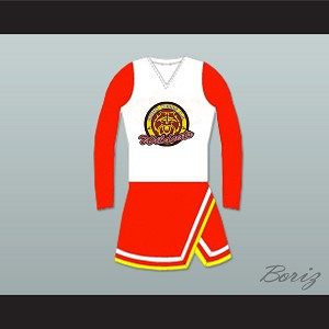 Heroes Claire Bennet (Hayden Panettiere) Union Wells High School Wildcats Cheerleader Uniform