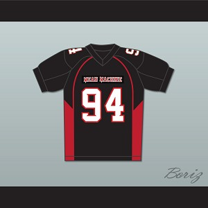 94 Kass Mean Machine Convicts Football Jersey