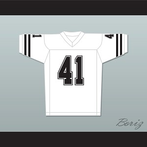 Billy Blanks Billy Cole 41 Los Angeles Stallions Football Jersey The Last Boy Scout