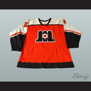 Maine Mariners Road Hockey Jersey