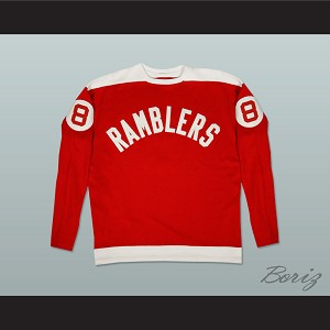Philadelphia Ramblers Old School Hockey Jersey