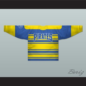 Defunct Team Pittsburgh 1928-29 Hockey Jersey