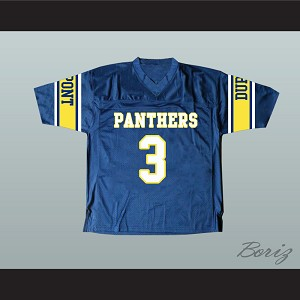 Randy Moss Dupont Panthers High School Away Football Jersey 2