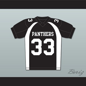 Taylor Kitsch Tim Riggins 33 Dillon Panthers Football Jersey Friday Night Lights Black