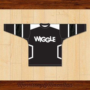 Snoop Dogg Wiggle Hockey Jersey by Morrissey&Macallan