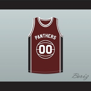 DUANE MARTIN KYLE LEE WATSON 00 PANTHERS HIGH SCHOOL BASKETBALL JERSEY ABOVE THE RIM NEW