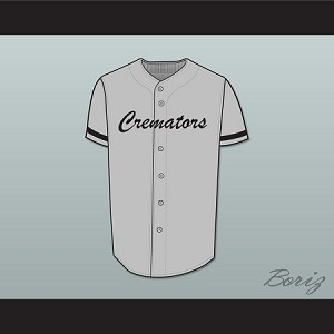 Al Bundy 7 Cremators Baseball Jersey
