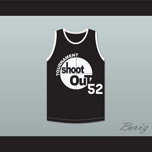 52 TOURNAMENT SHOOT OUT BOMBERS BASKETBALL JERSEY ABOVE THE RIM (COPY)