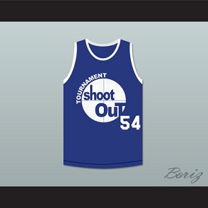 KYLE WATSON 54 TOURNAMENT SHOOT OUT BOMBERS BASKETBALL JERSEY ABOVE THE RIM