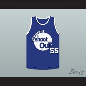 55 TOURNAMENT SHOOT OUT BOMBERS BASKETBALL JERSEY ABOVE THE RIM (COPY)