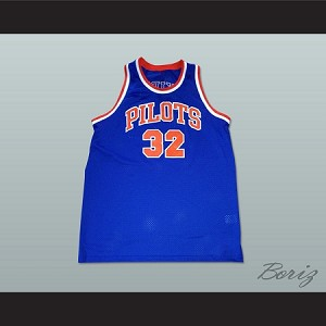 JASON KIDD 32 ST. JOSEPH NOTRE DAME HIGH SCHOOL PILOTS BASKETBALL JERSEY ANY PLAYER